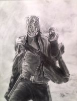 Star Lord by ScullyNess