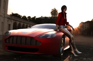 ada AstonMartin by 3SMJILL