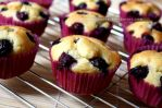 Blueberry Muffins (+recipe) by claremanson