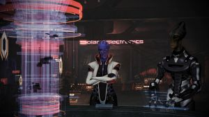 Mass Effect 3 Omega Is Mine Dreamscene by droot1986