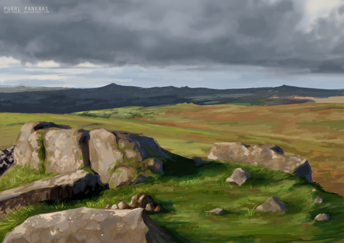 Dartmoor by Inui-Purrl