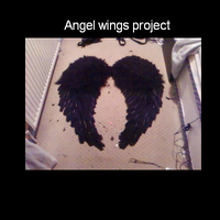 project angel wings by SuperSonic3