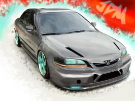 JDM Car Vector by 1autokiller