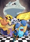 Pokemon-TCG 2005 Team by exteam001