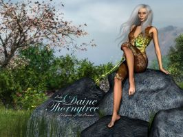 Daine, Everquest Druid by Sabreyn