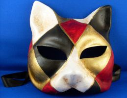 Cat Mask by ILoveVacStock