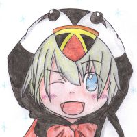 aph: Icey icon QwQ by LoveEmerald