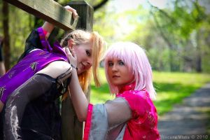 Almost Caught by EpiCosplay