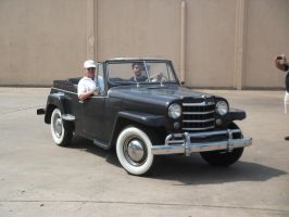 Willys Jeepster by vash68