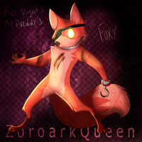 Foxy by QueenOfIllusion