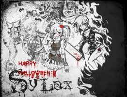 Silex-Halloween 10 by Reignazeck