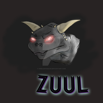 Zuuuuuuuul. by hiddlesfiddled