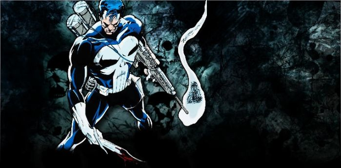 The Punisher by Shadzx2