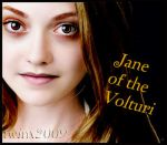 Jane of the Volturi by Empress-Czarina