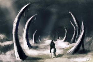 Journey Into Darkness by XOLGY
