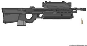 Orion Arms Zulu Mk.12 by Chris000