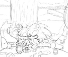 Picnic by AngelofHapiness