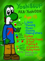 That New Yoshi86UP Reference by YoshiDDR