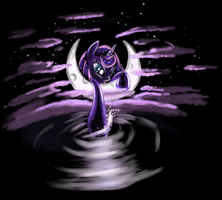 Mare In the Moon by staremastershy