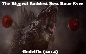 The Best Roar of Godzilla. EPIC... by Angelgirl10