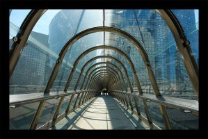 Passerelle - Footbridge by Blofeld60