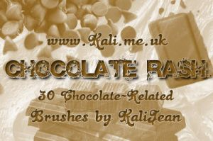 Chocolate Rash by kalijean