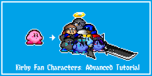 [Icon] Kirby Fan Characters: Advanced Tutorial by MiniMask236