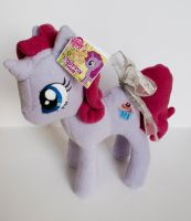 MLP Custom Plushie: Cherry Tea by ivy-cinder