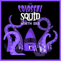 The Colossal Squid STUDY by Mr-Bluebird