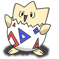 Togepi by I-Got-Noctem-2-Carpe