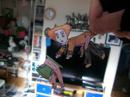Hatter Paperchild by Hatters-Workshop