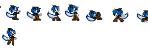 Radic The Hedgewolf Sheet So Far by Radichedgehog25