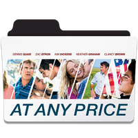 At Any Price Folder Icon by efest