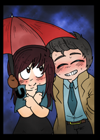 Couple for CuteEmmy by AskHeffer