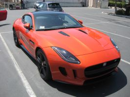 Jaguar F-Type R 2 by granturismomh