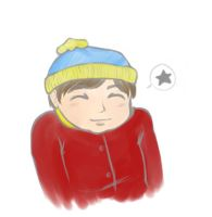 +SP+ Sweet Cartman by kittycow