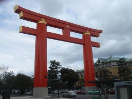 The Great Torii by HoosierJedi