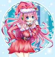 Kurisumasu (Christmas) Luka by moonblade1999