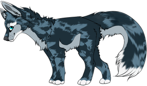 Wolfie Adoptable :CLOSED: by Okami-Heart