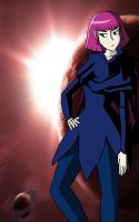 Haman Karn done with the mouse by BlueStrikerBomber