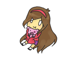 Mabel Pines GIF by ChibiClover-chan