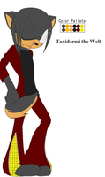 Taxidermi the Wolf by 0-faeryfyre-0