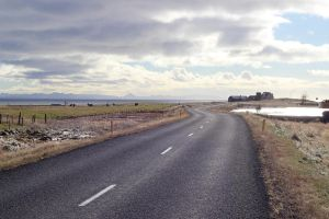 Lovely road we're having today. by Nammi-namm