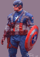 The Patriot by chocolafied