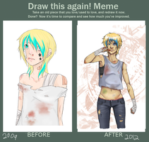 Draw This Again Challenge by XxMURPLExX