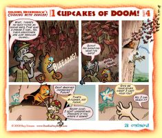 Cupcakes of Doom Part 4 by raisegrate