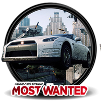Need for Speed Most Wanted Dock Icon 2 by ArthurReinhart