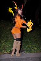 Raichu-pokeraymi Sheryl (9) by dashcosplay