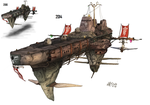Imperial Destroyer Garle by Waffle0708