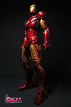 Iron Man Mk 3 by Becky-Customizer